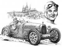 Eliška Junková - Bugatti 30