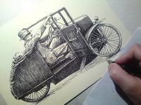 One-Man Car Cycle