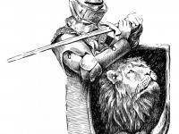 Blanický rytíř a Český lev