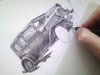 auto havárie