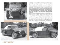 """Ukázka z knihy Ivo Fajmona """"Velorex - historie, vývoj, technika, současnost"""" (Grada, 140 s, 289 Kč)"""