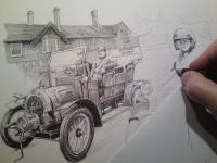 Moto a auto veteráni
