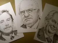 Havel, Klaus, Zeman