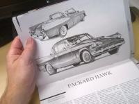 Packard Hawk 1958 - rubrika Galerie slávy
