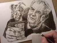 Zeman a alkohol