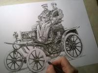 Opel z roku 1899