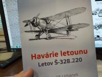 Letov Š-328 - brožura
