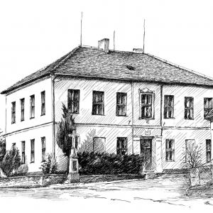 Rybníky u Moravského Krumlova - škola