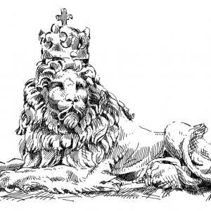 Český lev - symbol české republiky