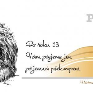 Novoročenka VENDY atelier 2013