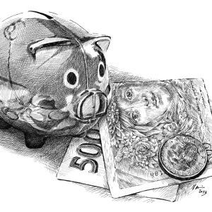 Pokladnička prasátko