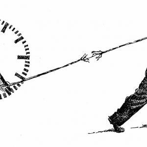 stáří a čas