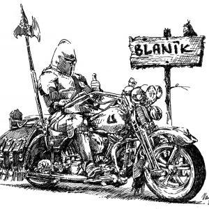 Blanický rytíř