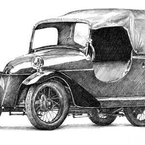 Mochet CM-125 Commerciale - 1952