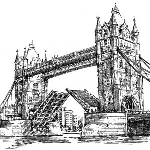 Londýn - London Bridge