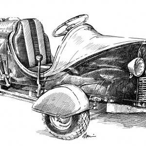 Moto-Scoot 1939