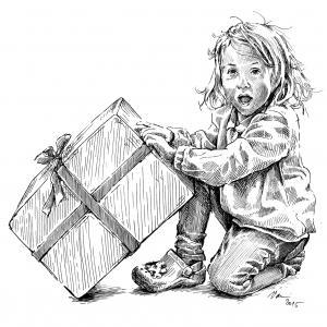Vánoční dárek