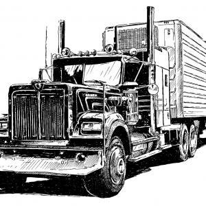 Western Star Road Boss