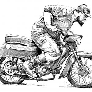 Jawa 50 typ 21 sport