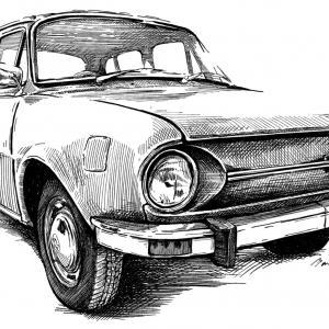 Škoda 100 MB