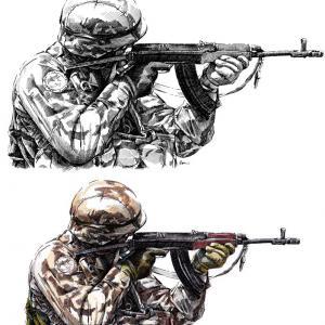 Voják - česká armáda
