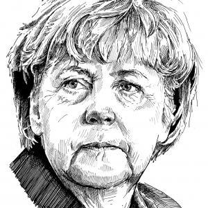 Angela Merkelová (Angela Dorothea Merkel)