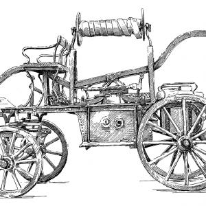 Hasičská koňka SDH Lochousice