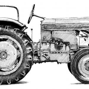 Porsche-Diesel 218