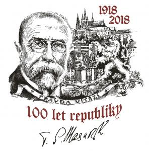 100 let republiky - Masaryk