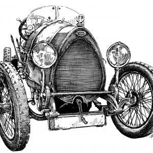 Bugatti Type 13