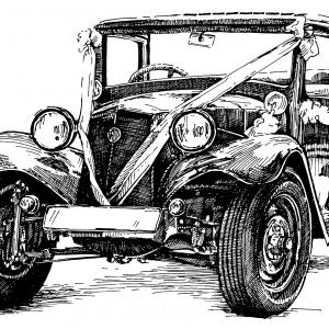 Tatra 57 - 1932
