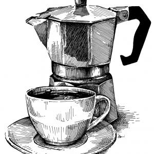 Kávová konvice