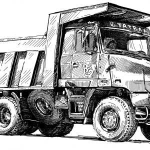 Tatra 163 - Jamal