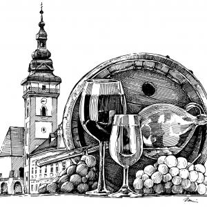 Moravské Budějovice - vinaři