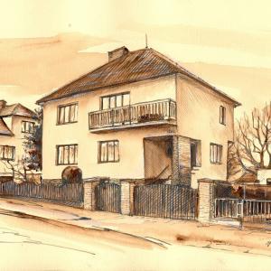 Dům v Moravských Budějovicích