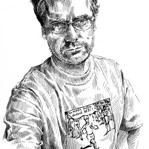 Tibor - portrét