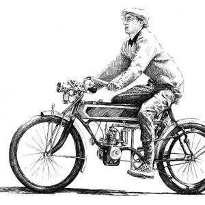 Mopeďák - moto veterán