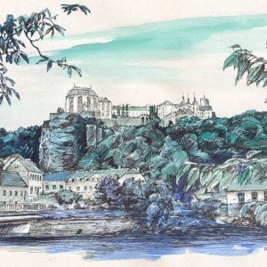 Vranov, Vranovský zámek