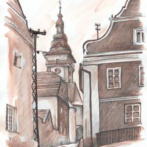 Moravské Budějovice - Purcnerova ul.