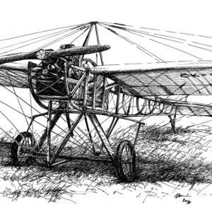 Letadlo Metoděje Vlacha