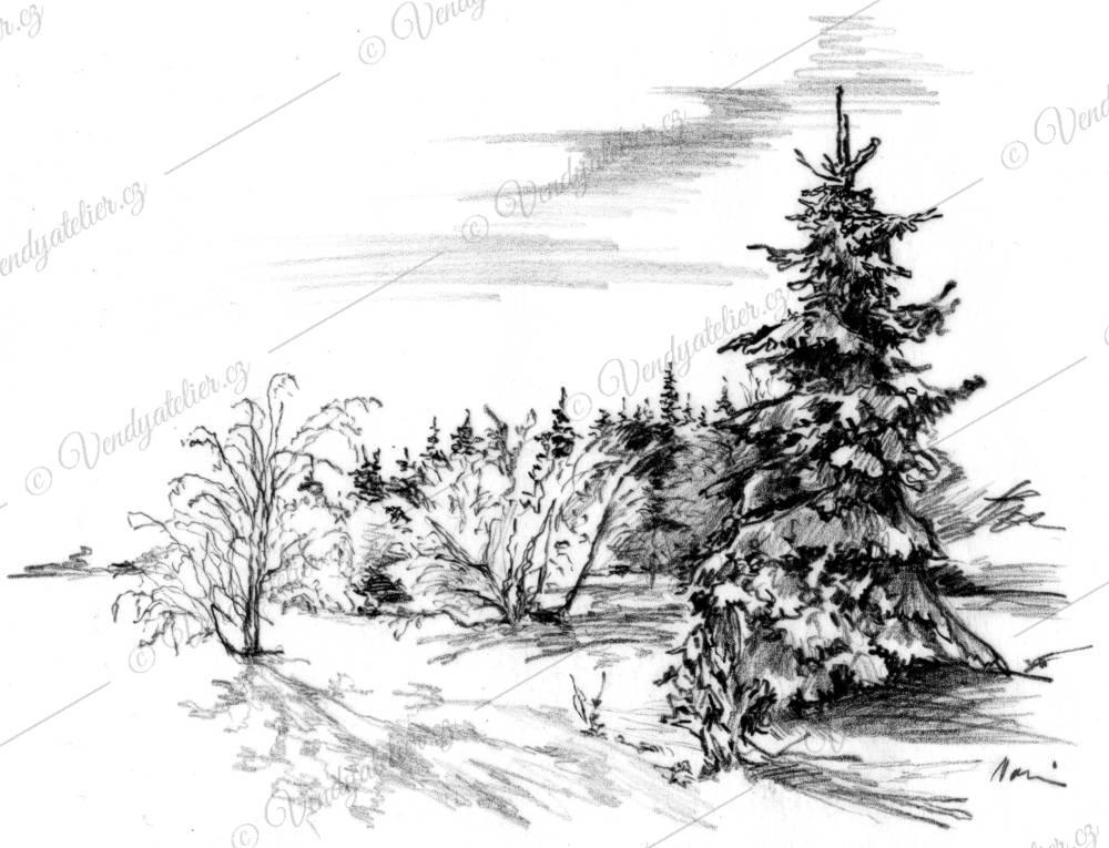 Zimni Krajinka Vendy Atelier