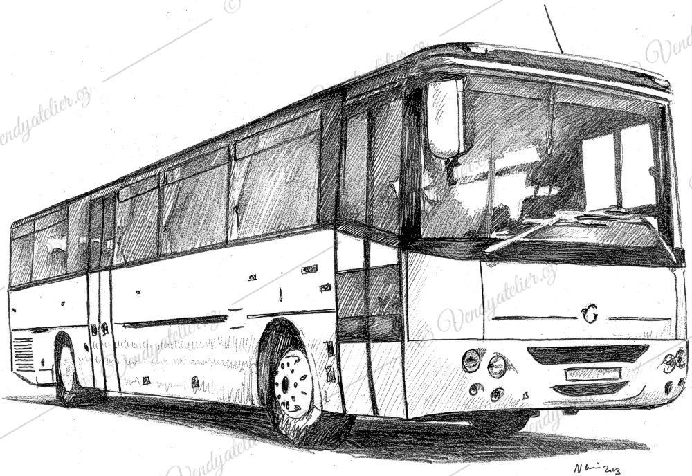 Autobus Vendy Atelier