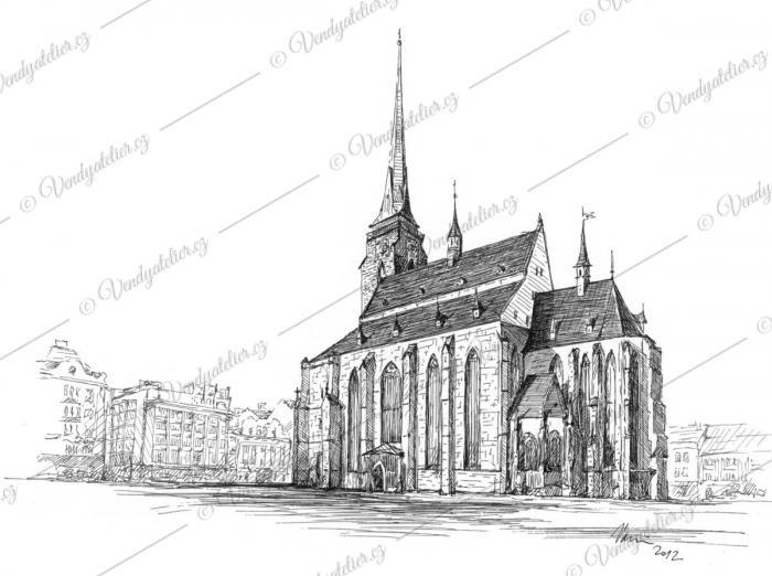 Plzeň - náměstí