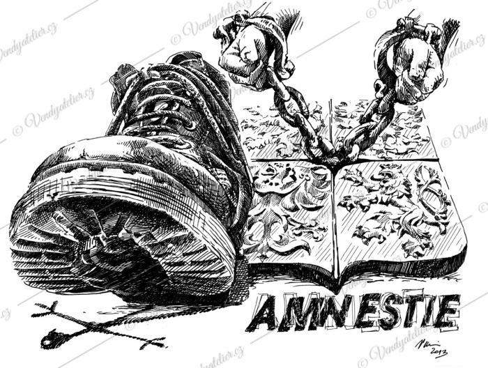 Amnestie - Václav Klaus