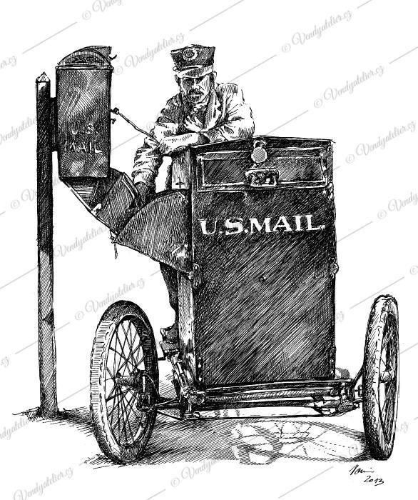 U.S.Mail
