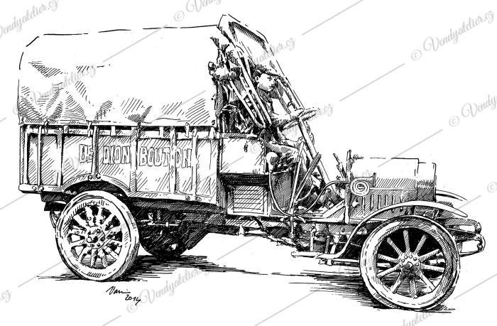 De Dion-Bouton - 1908