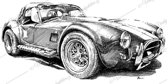 AC Cobra 427 1965-1967