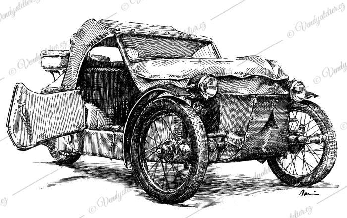 Velorex OS-KAR 1952