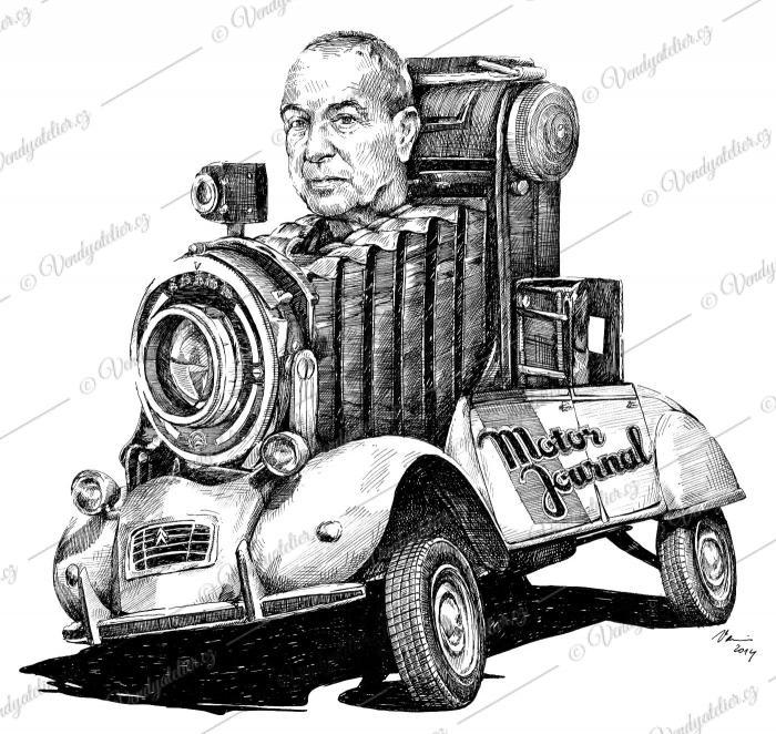 Jan Martof - Motor Journal