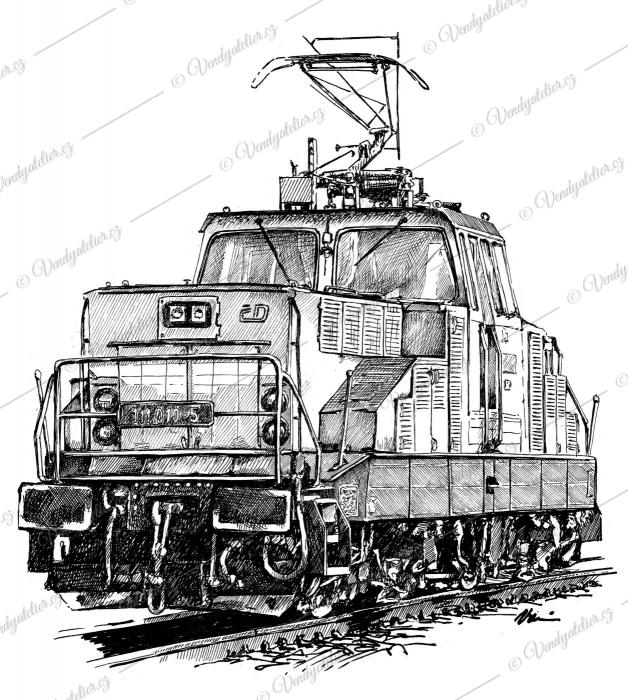 Lokomotiva řady 111